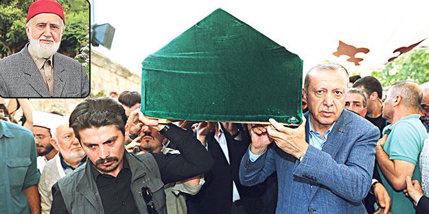 Mehmed Şevket Eygi, dualarla uğurlandı