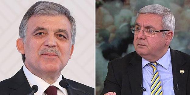 Mehmet Metiner'den Abdullah Gül'e sert sözler: O seni sırtından vurur