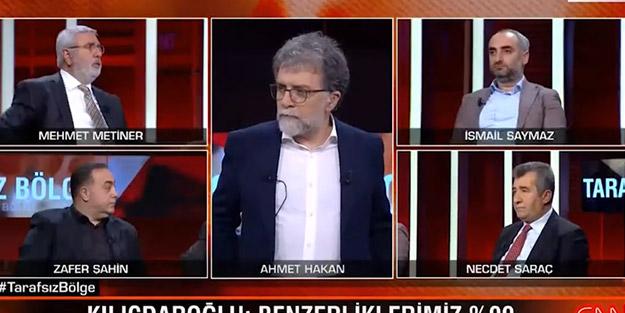 Mehmet Metiner'den İsmail Saymaz'a tokat gibi cevap! 'Benimle konuşurken…'