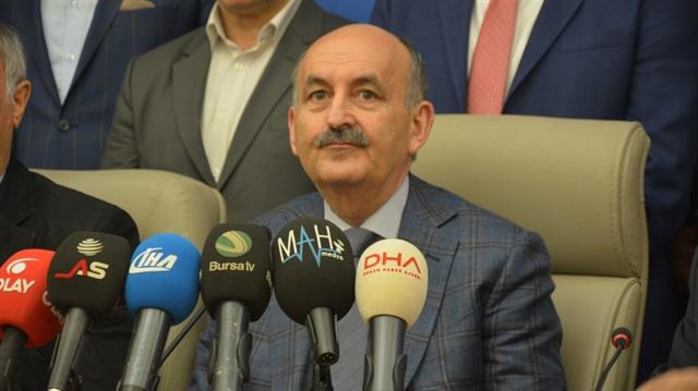 Mehmet Müezzinoğlu: Erken seçime ihtiyaç yok