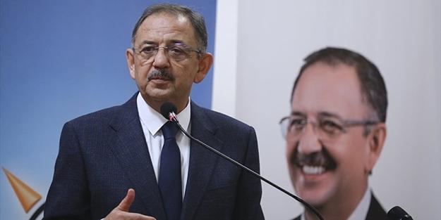 Mehmet Özhaseki 2019 yerel seçim vaadleri Mehmet Özhaseki Ankara seçim vaadleri