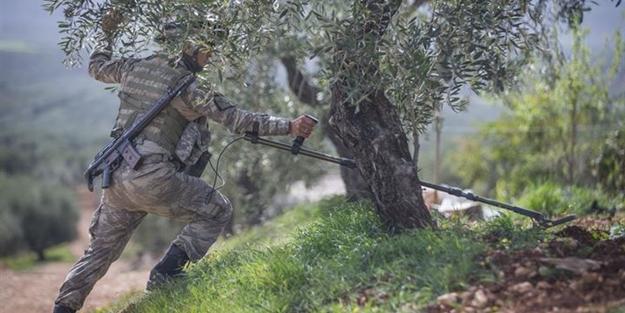Mehmetçik'in Afrin'de