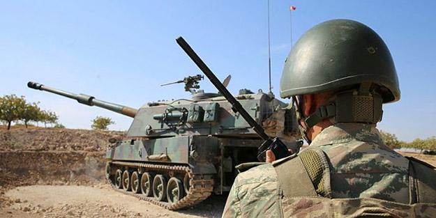 Mehmetçik'in elleri tetikte! Güvenli bölgede süre işliyor