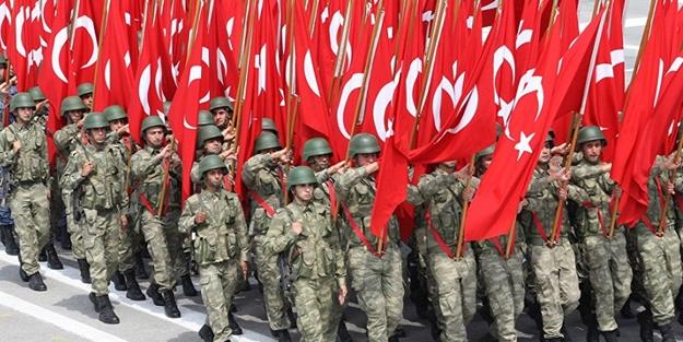 Mehmetçik'in yemini sosyal medyada
