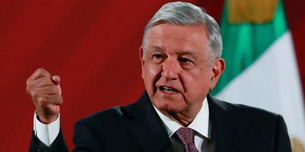 Meksika ABD'ye meydan okudu