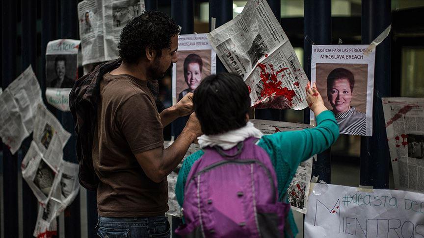 Meksika'da 2019'da 35 binden fazla cinayet işlendi