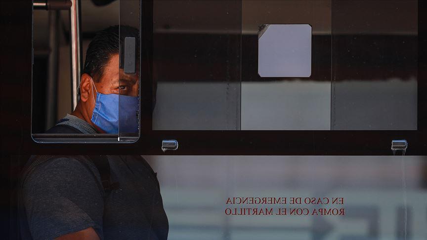 Meksika'da Kovid-19 nedeniyle ölenlerin sayısı artıyor