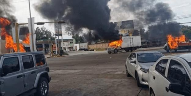 Meksika'da uyuşturucu çeteleri arasında şiddetli çatışma: Çok sayıda ölü var