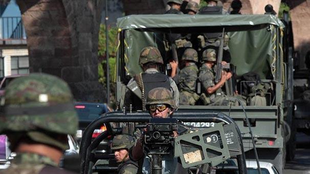 Meksikalı uyuşturucu çetesinin iki numarası yakalandı