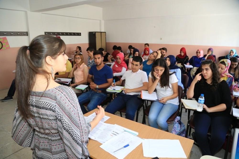 Melikgazi'de YKS hazırlık kursu kayıtları başladı