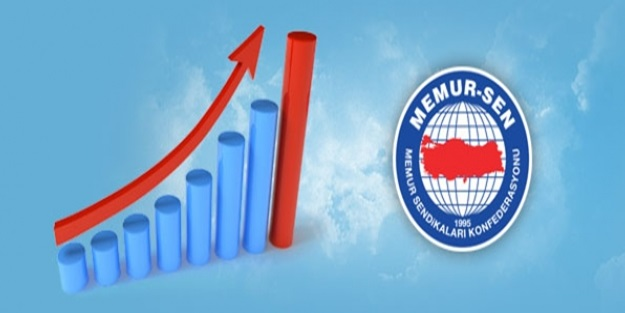 Memur-Sen 836 Bin 505 üye sayısıyla liderliğini sürdürdü