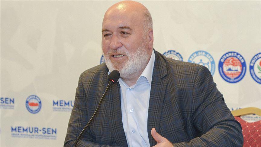 Memur-Sen Genel Başkan Yardımcısı Tonbul: Gerçek vergi şampiyonu bordrolu çalışanlar