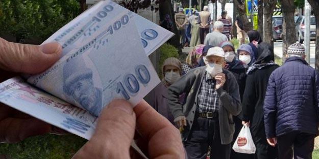 Memur zammı temmuz emekli zammı enflasyon farkı SGK Bağkur memur emeklisi maaşları