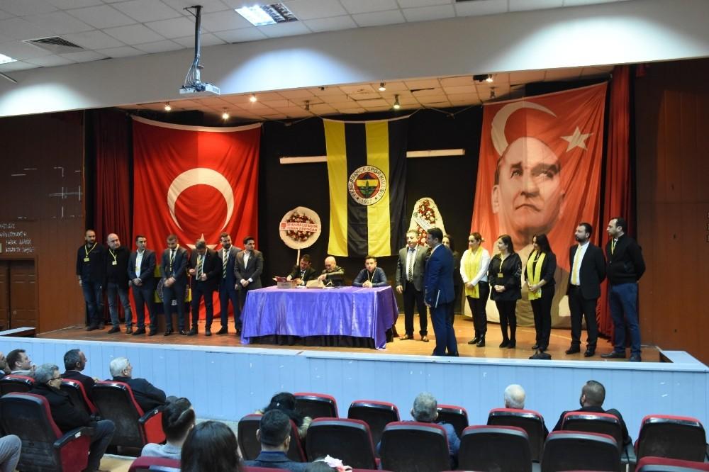 Menemen Fenerbahçeliler Derneğinde kongre heyecanı
