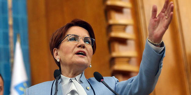 Meral Akşener, Cumhurbaşkanını tehdit eden Metin Akpınar'ı savundu