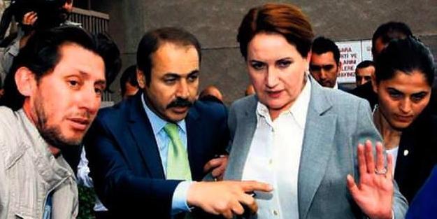 Meral Akşener o isimden şikayetçi oldu!
