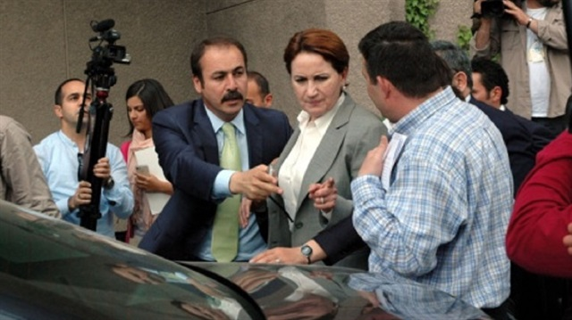 Meral Akşener'in eski koruması FETÖ'cü çıktı