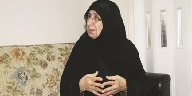 Merhum Ali Nar Hoca'nın eşi Selime Nar Hakk'a yürüdü