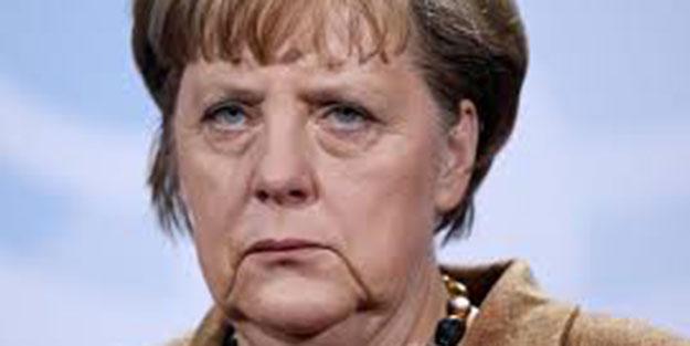Merkel hakkında suç duyurusu