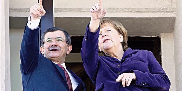 Merkel söz verdi
