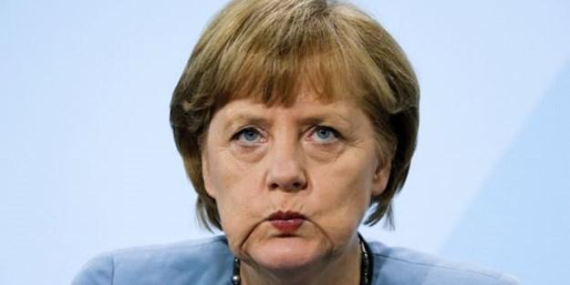 Merkel'den küstah Türkiye çıkışı: Son bulmalı