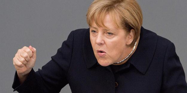Merkel'e soruldu: Savaş çıkarsa kimin yanında yer alırsınız?