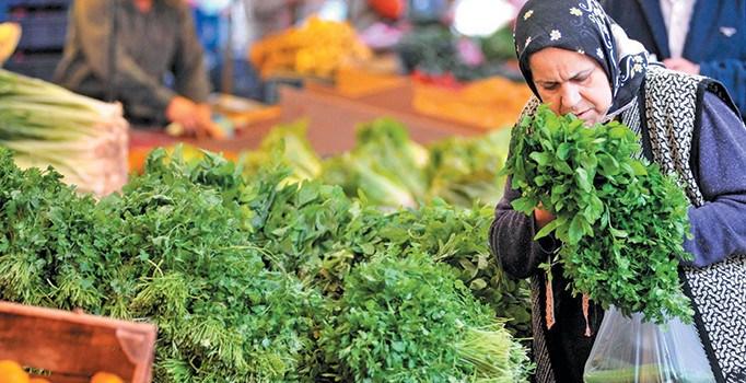Merkez Bankası'na göre enflasyonda tek suçlu gıda fiyatları