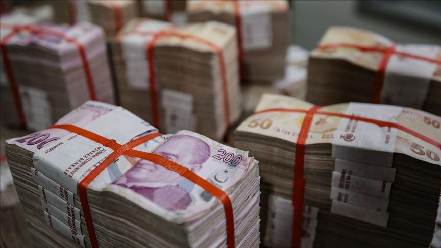Merkezi yönetim brüt borç stoku 1,3 trilyon lira