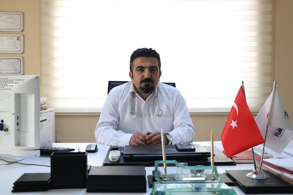 Mersin Kızılay 2019 yılında 75 bin ünite kan aldı