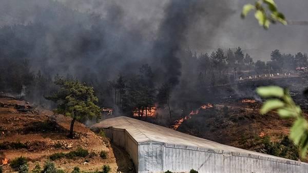 Mersin orman yangını son durum | Mersin orman yangını söndürüldü mü?