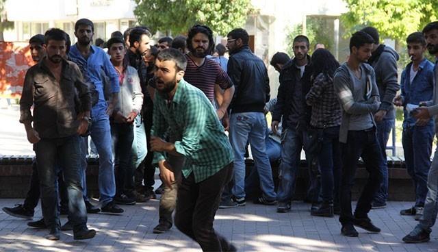 Mersin Üniversitesi karıştı: 5 yaralı