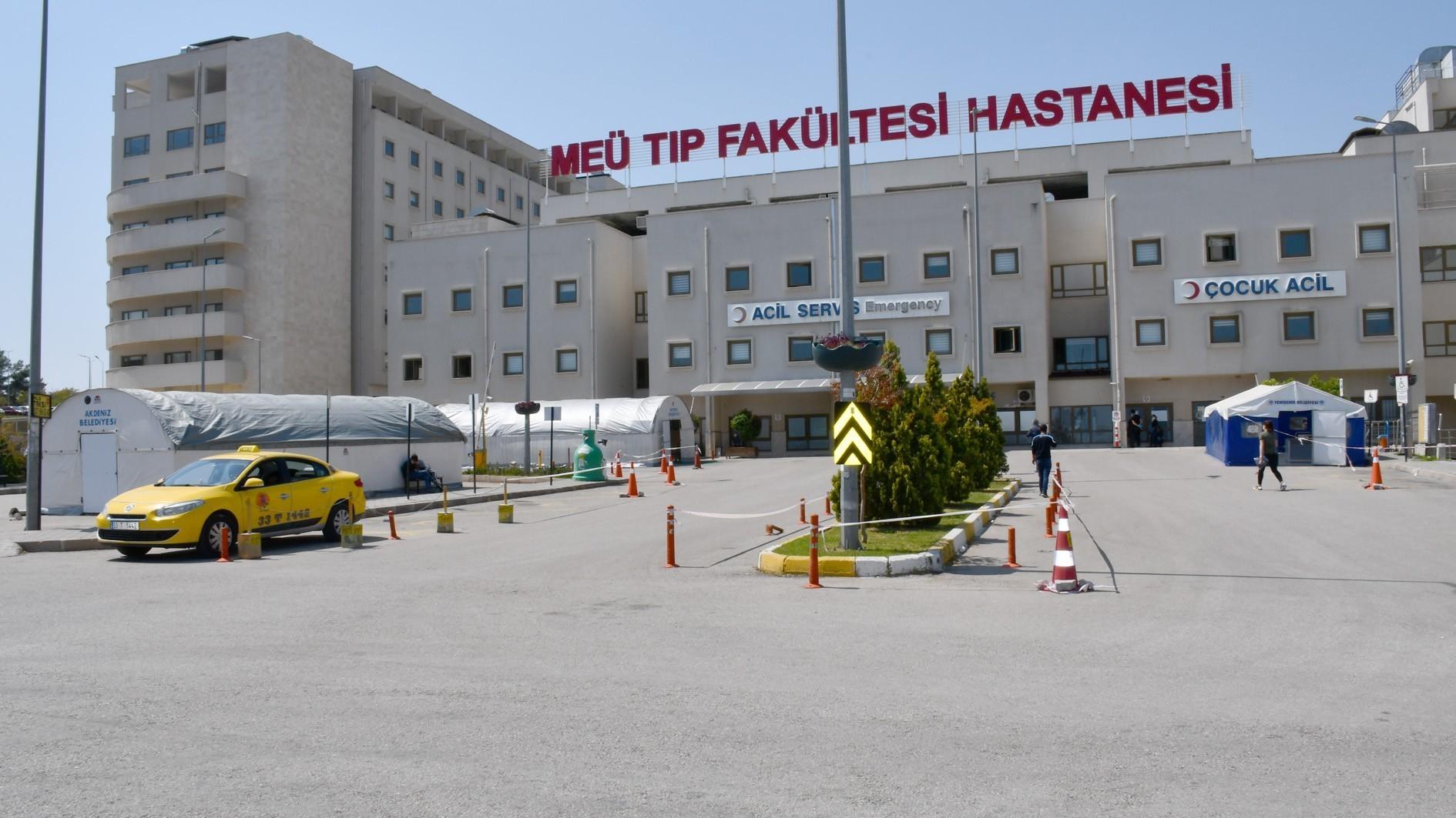 Mersin Üniversitesi personel alacak
