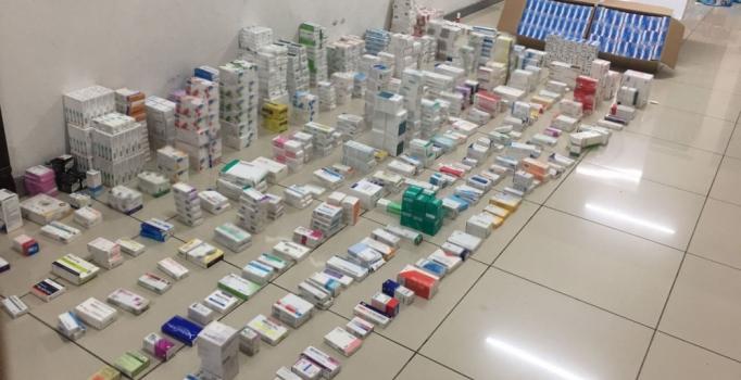 Mersin'de ilaç dolandırıcılığı operasyonu: 3 kişi gözaltında