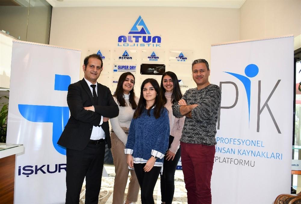 Mersin'de Kariyerime İlk Adım Projesi başladı