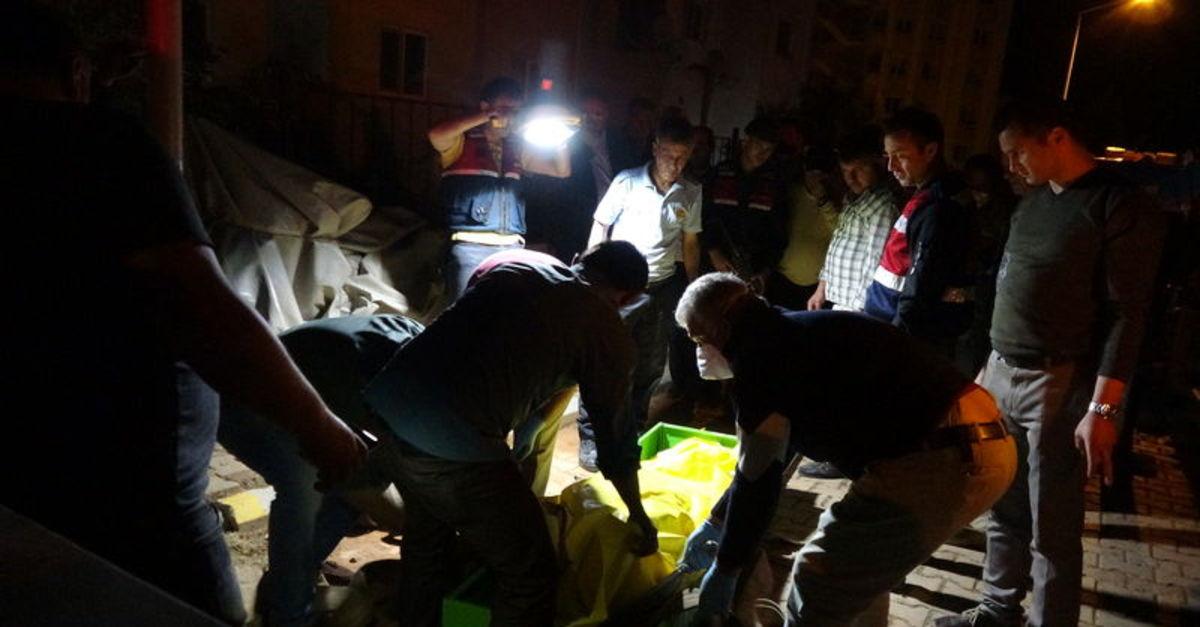 Mersin'de kayıp gencin cesedi bulundu