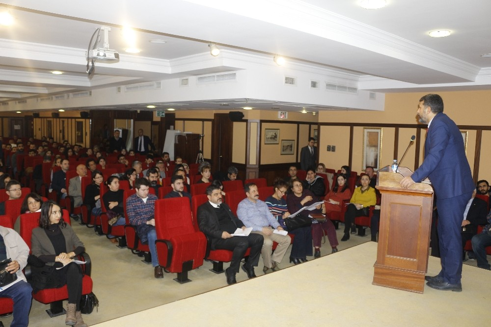 Mersin'de 'Seri Muhakeme Usulü-Basit Yargılama Usulü' semineri