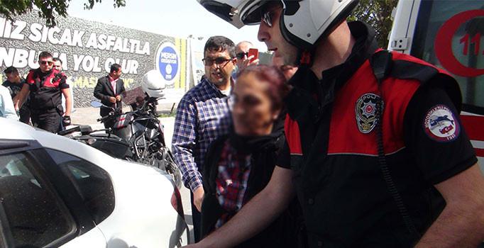 Mersin'de silahlı saldırı girişimi: 1 yaralı