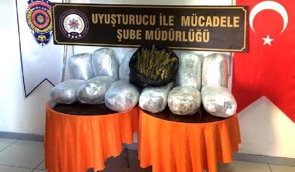 Mersin'de uyuşturucu operasyonu: 5 tutuklama
