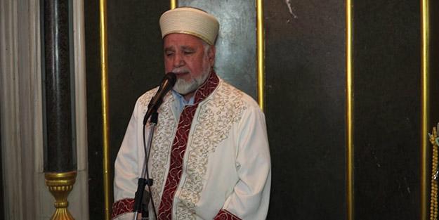 Mescid-i Aksa imamı Sakarya'da namaz kıldırdı