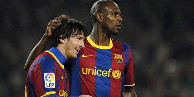 Messi'den kan donduran ifade! Ceset gibi görünüyorsun...