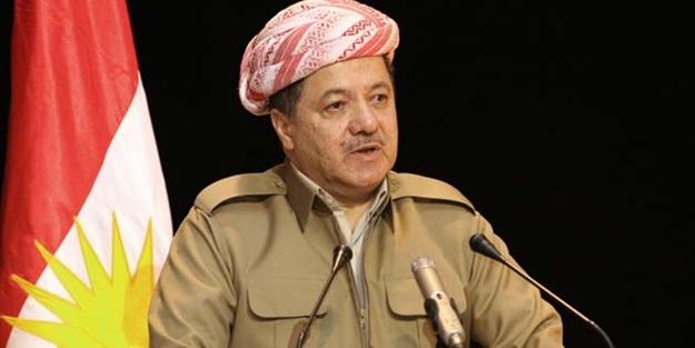 Mesut Barzani'den PKK'ya terk et çağrısı