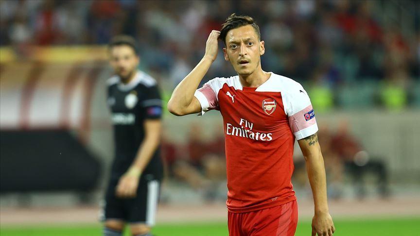 Mesut Özil'e saldıran kişiye 10 yıl hapis cezası