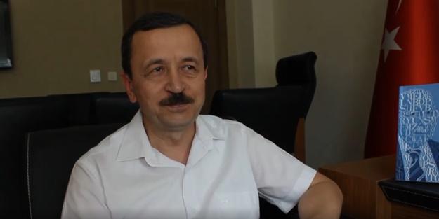 Mete Gündoğan 'Erbakan'ı yeniakit.com.tr'ye anlattı! 'Büyük dehalar zamanla anlaşılıyor'