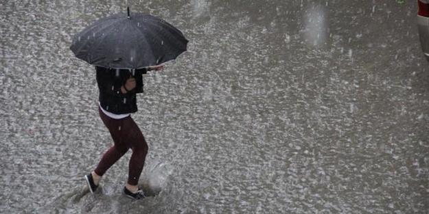 Meteoroloji açıkladı: 4 bölge yağışlı olacak