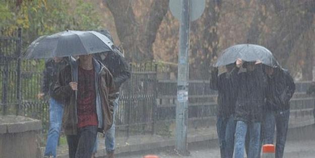 Meteoroloji asit yağmuru için gün verdi!