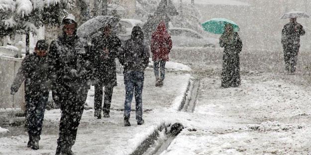 Meteoroloji gün verip uyardı: Kar geliyor