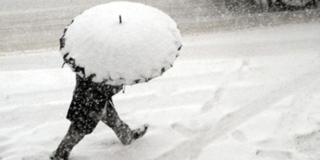 Meteoroloji gün verip uyardı! Kar geliyor