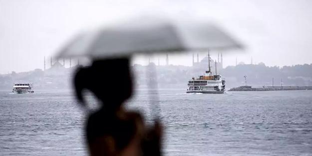 Meteoroloji iki bölge için kuvvetli yağış uyarısı