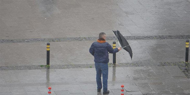 Meteoroloji o bölgeleri tek tek saydı ve uyardı: Sağanak bekleniyor