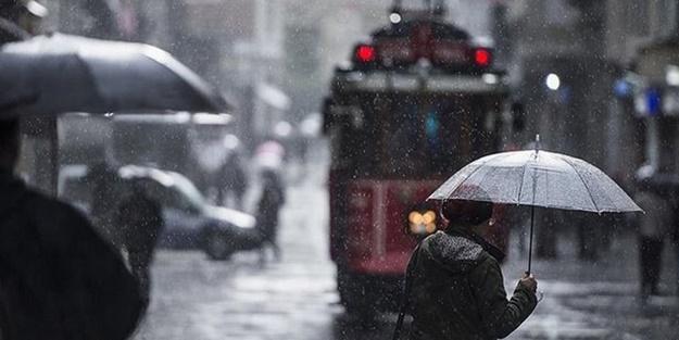 Meteoroloji peş peşe uyardı: Yeniden başlıyor